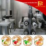 Máquina de etiquetado del PVC de la marca registrada de la bebida