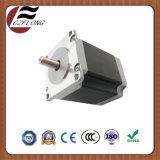CNCのステッチの機械装置のためのフルレンジNEMA24 60*60mmのステップ・モータ