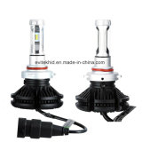 2017 ultima lampada capa dell'automobile dell'indicatore luminoso 6500k LED del kit 50W 6000lm LED del faro dell'automobile X3 9005 Hb3 LED