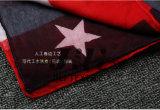 アメリカン・ドリームの国家のフラグプリントスカーフ