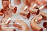 Água que cabe o encaixe de cobre de China
