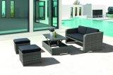 Meubles de patio extérieur Ensemble de canapé Jattan Rattan Garden (J556)