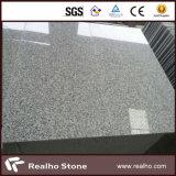 Свет - серый гранит Sardo G603 Polished утончает плитки