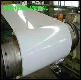 さまざまなカラーの高品質Prepaintedカラーによって塗られる電流を通された鋼鉄Coil/PPGI/PPGL
