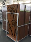 レーザーの切断のCortenの鋼板の錆の処置の金属のデザイン