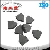 Gecementeerde Carbide Gesoldeerde Uiteinden en Tussenvoegsels voor Scherp Hulpmiddel