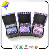 Лидирующие платья коробки 4 Cufflinks квадрата связи коробки подарка