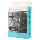 Bluetooth Freisprechaudioauto-Installationssatz des empfänger-FM Transmsitter