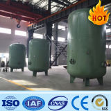 Tanque de aço soldado do dióxido de carbono do argônio do nitrogênio do oxigênio líquido