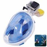 Smaco регулируемое дышает свободно противотуманной маской Snorkel заплывания подныривания Scuba силикона