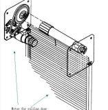 Motor de cobre quente da porta do rolamento das vendas 500kg