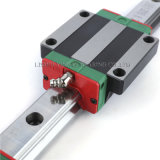 Glisseur linéaire Ghw35cc de voies de guidage linéaires de précision de fournisseur d'usine