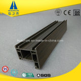 Hsp60-01t Holz lamelliertes UPVC Fenster-Profil in China