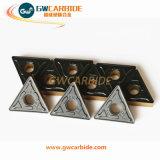 Вставки карбида Indexable поворачивая филируя с покрытием CVD PVD