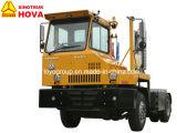 Carro terminal de poca velocidad del alimentador de Sinotruk Hova 4X2