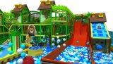 Campo de jogos interno do tamanho de Kaiqi projeto profissional do grande para miúdos
