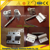 Extruded Aluminum CNC Profile with Punching, Drilling, Bending, Milling