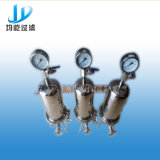 Latest Stainless Steel Material Side Entry Bag Filter