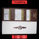 Игры казина покера Baccarat/специальная бумага записи для того чтобы показать результат к игроку Ym-Bp01