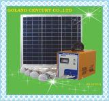 Sistema domestico di energia solare di CA di alta efficienza 100W di uso