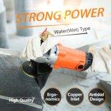 180mmの電力のツール水(ぬれた)タイプ角度粉砕機(60106)