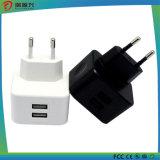Remplissage gauche USB de téléphone mobile de 2 de double gauche de chargeur