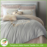Custom Polyester Cotton Bedding Set Linho Quilt Cover