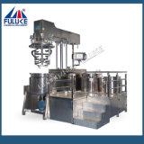 Flk Ce máquina de emulsión de vacío de elevación hidráulica para la producción de cosméticos