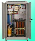 AC van de Compensatie van de Reeks van de Stabilisator 100kVA SBW van Ce de RoHS Goedgekeurde ElektroStabilisator of de Schatter In drie stadia van het Voltage