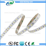24V SMD5730 los 60LEDs/m LED flexible que encienden la raya de intensidad alta illuminating de los pelmets Flexistrip/