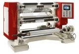 Rolo de película de BOPP para rolar o corte e a máquina de Rewinder (LFQ-1100)