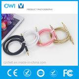 Bunter Nyon 3.5mm bis 3.5mm Audios-Kabel