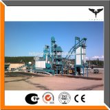 Lb1000 planta de mistura estacionária do asfalto de 80 T/H
