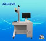 Tischplattenfaser-Laser-Markierung u. Gravierfräsmaschine