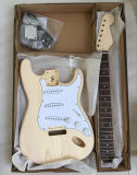 Tipo acústico guitarra dos jogos da guitarra elétrica do tipo de Aiersi para a venda