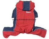 Refléter les vêtements de sûreté d'animal familier d'imperméable de crabot de sûreté
