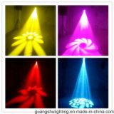 Bewegliches Haupteffekt-Licht neuer Verkaufbuntes des Gobo-LED für Partei-Dekorationen