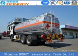 Tri-Wellen Shancman 24cbm LPG Becken-LKW