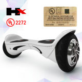 Scooter électrique de haute performance de Hx UL227 de roue approuvée de Bluetooth 2