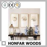 Картинная рамка искусствоа мозаики коллажа деревянная для украшения стены