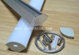 Het opgeschorte en In een nis gezette Lineaire LEIDENE Profiel van het Aluminium voor LEIDENE verlichting