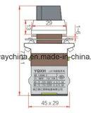 Dia22mm-La118ax 위치 누름단추식 전쟁 스위치, 검정, 빨강, 녹색, 6V-380V 전압
