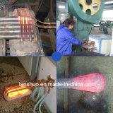 Four de chauffage par induction de barre d'acier/fer en métal de qualité