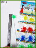 Juguetes pegajosos de la fuente TPR de la fábrica para el juguete elástico de la bola del yoyo de los niños
