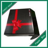 Carton noir de courrier de papier de couleur pour la vente en gros