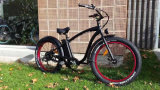 Presente 2017 do Natal 36V/48V aprovado En15194 bicicleta elétrica da praia da venda quente poderosa e gorda de 250W com o pneumático gordo para a promoção