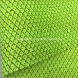 Athletische Schuh-Polyester gestricktes Luft-Distanzstück-Ineinander greifen-Gewebe