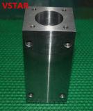 Pezzo meccanico personalizzato di CNC di precisione per il diaframma della turbina