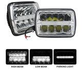 2017 트럭 4X4 Offroad 트럭 LED 헤드라이트를 위한 최신 판매 40W 7inch LED 일 빛 5X7 LED 헤드라이트