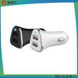 Carregador portuário duplo 5V/3.4A do carro do USB